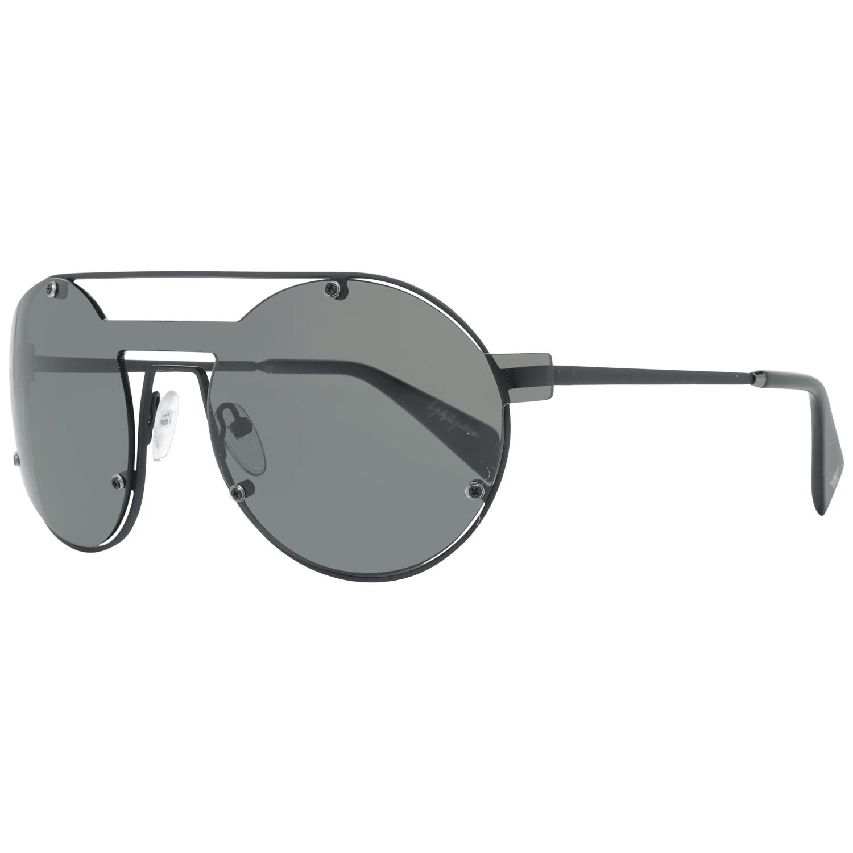 Yohji Yamamoto Men's Sunglasses Black YY7026 13002