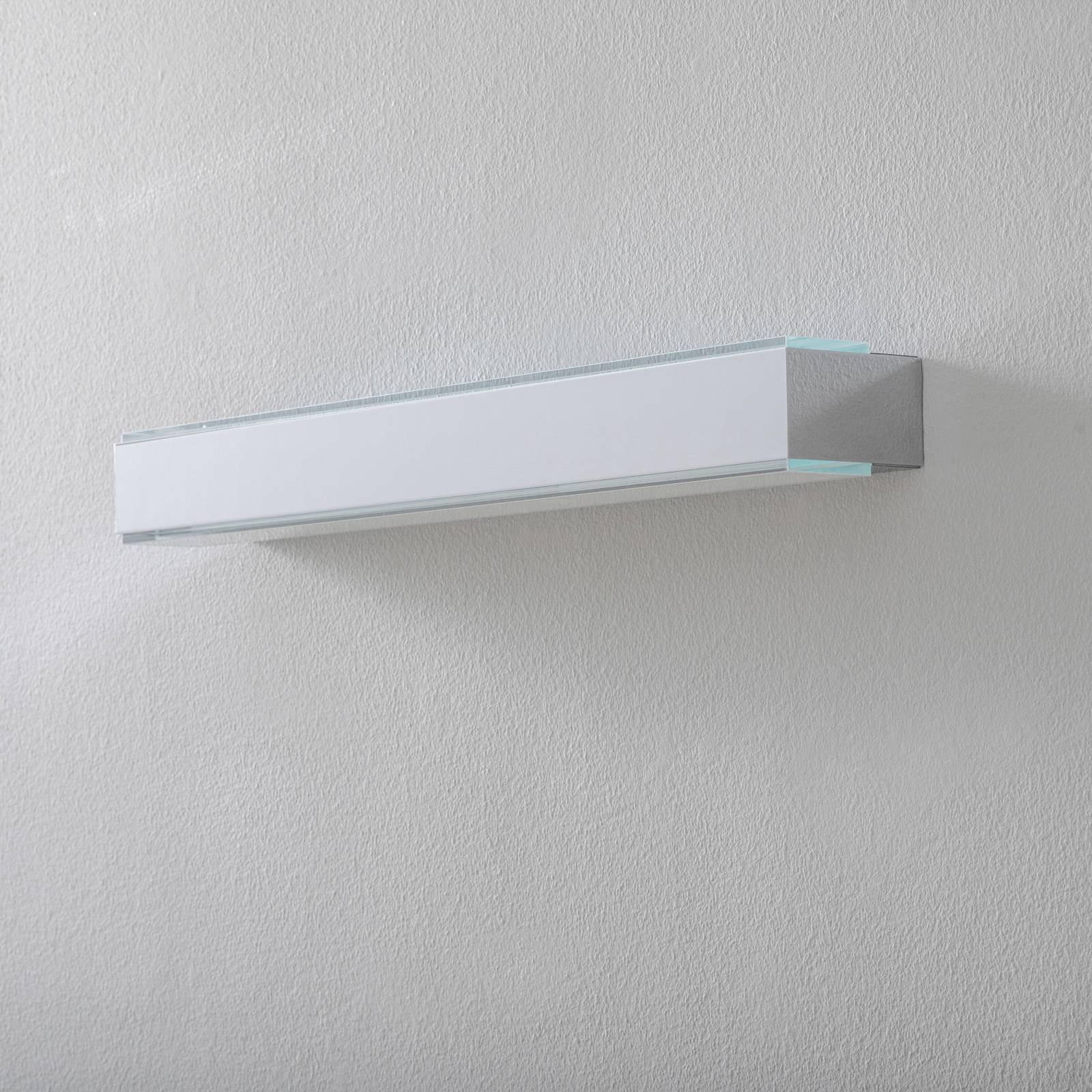 BEGA 78626 LED-vegglampe 3 000 K 60 cm krom