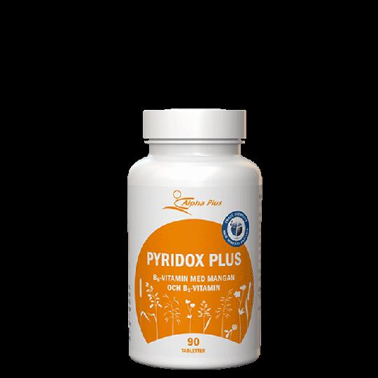 Pyridox Plus, 90 tabletter