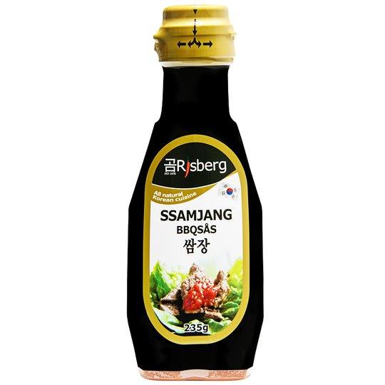 Ssamjang grillsås - 47% rabatt
