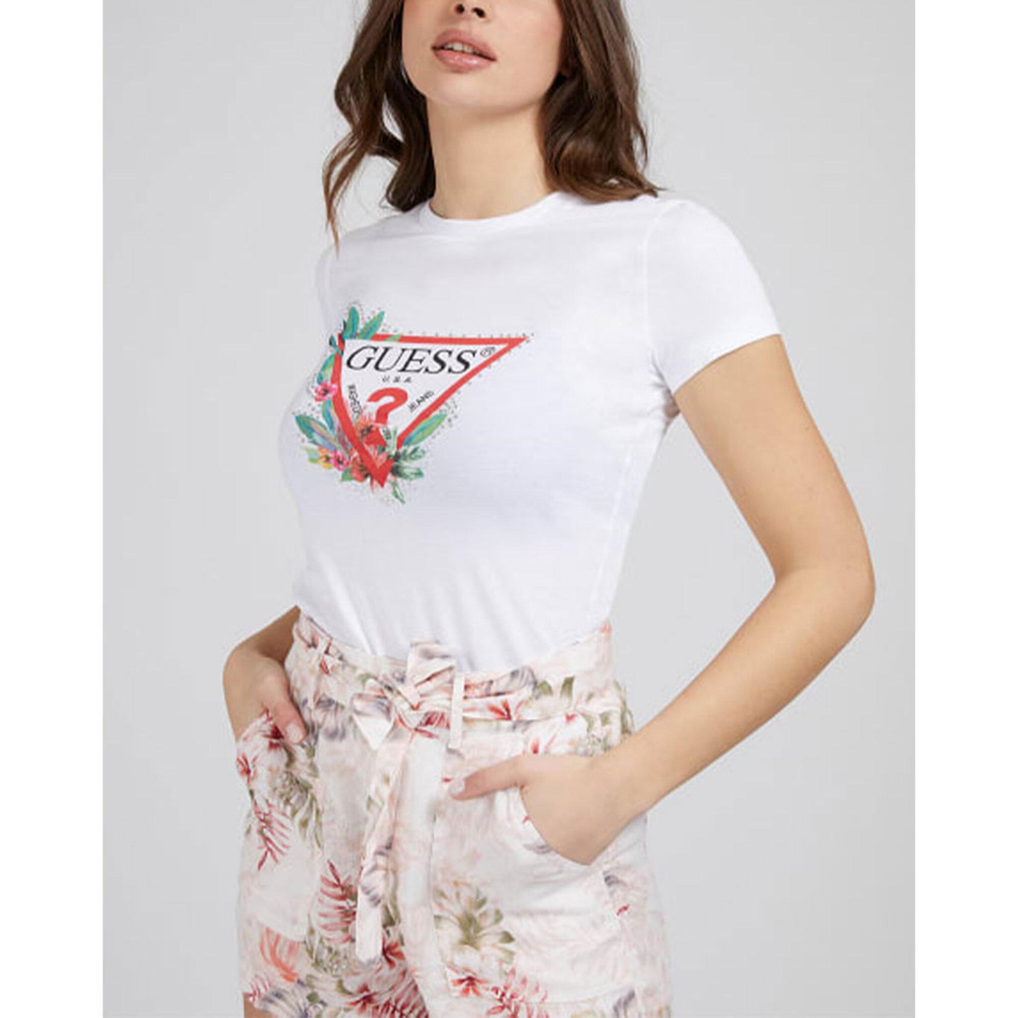 Ss Cn Nora Tshirt Short Sleeves