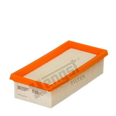 Ilmansuodatin HENGST FILTER E200L