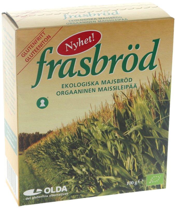 Luomu Maissinäkkileipä - 20% alennus