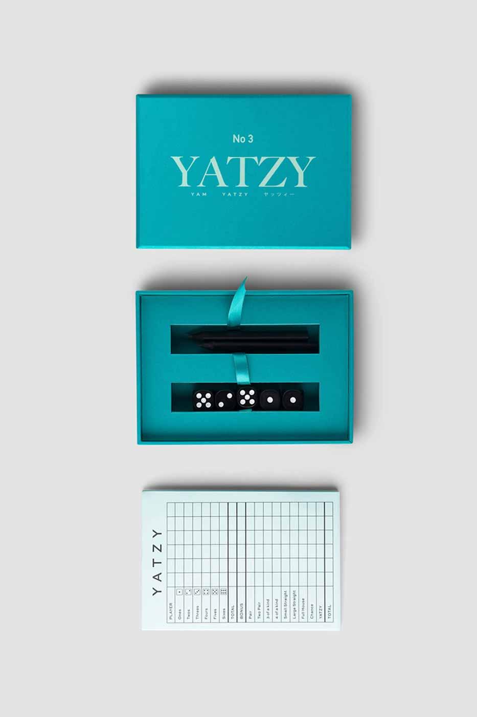 Spel Yatzy Classic