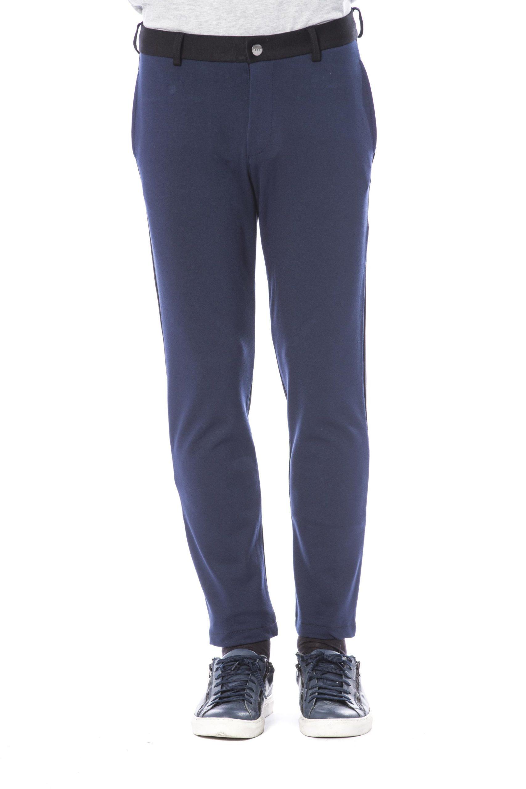 Verri Men's Trouser Blue VE1394862 - XL