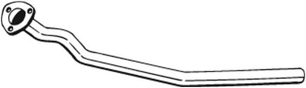 Pakoputki BOSAL 801-155
