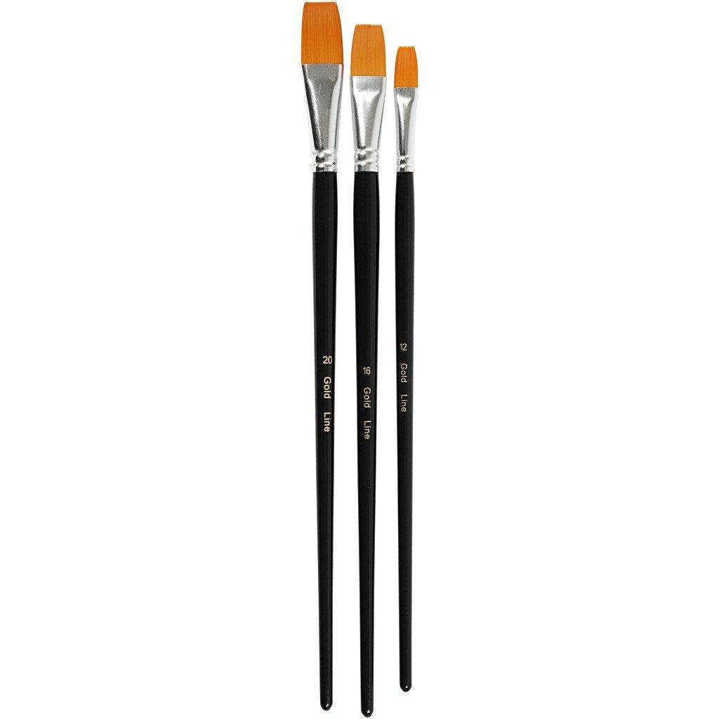 Gold Line - Brush - Big Size