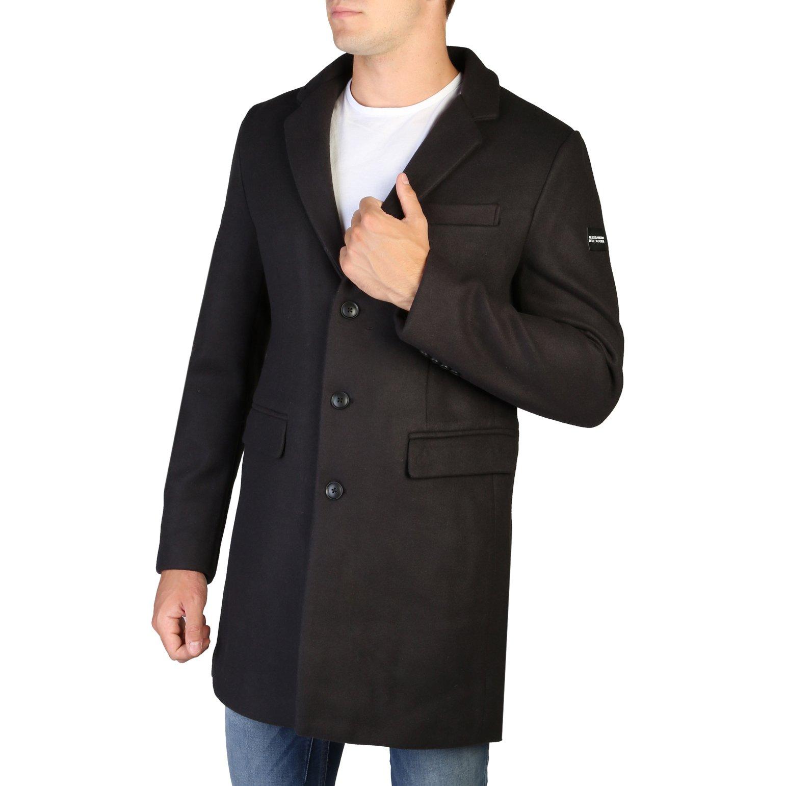 Alessandro Dell'Acqua Men's Coat Various Colours 348399 - grey L