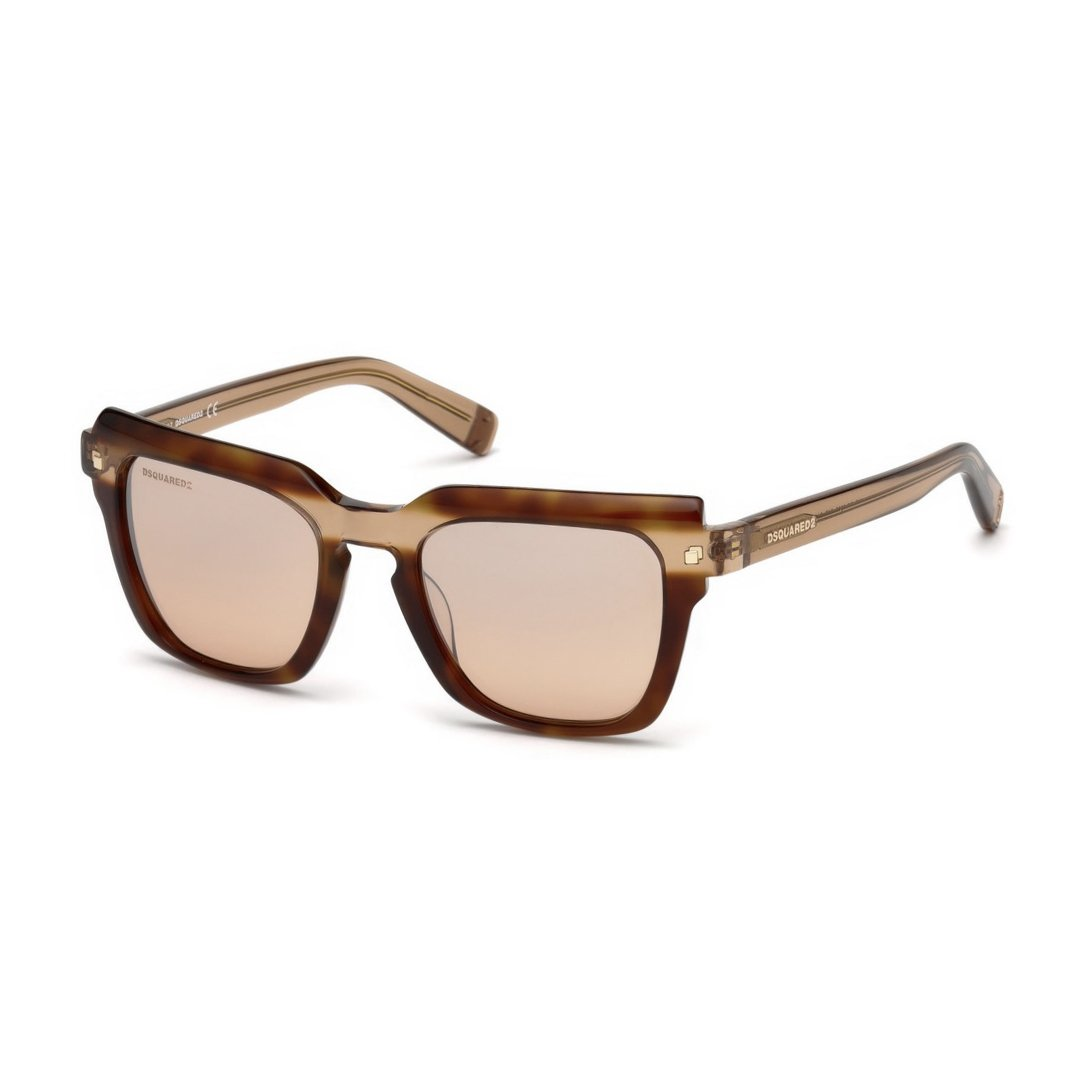 Dsquared2 Women's Sunglasses Brown DQ0285 - brown-3 NOSIZE