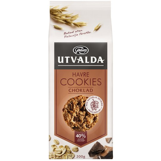 Havrekakor Choklad - 67% rabatt