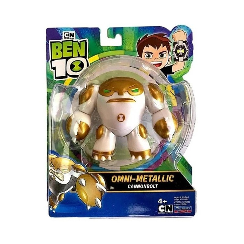 BEN 10 - Heroes & Villains - Cannonbolt