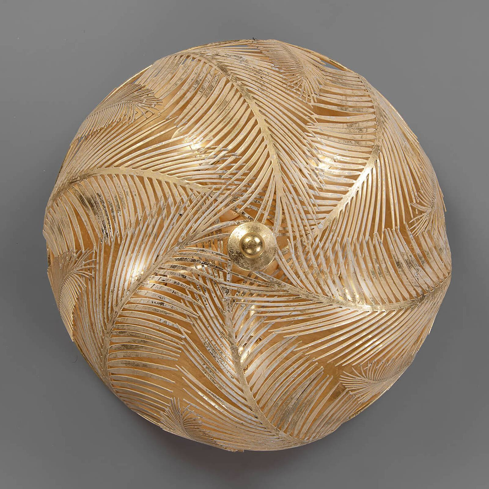 Felce - gylden designertaklampe