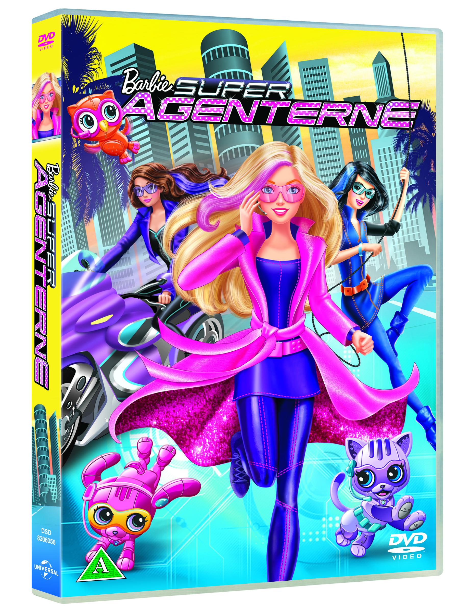 Barbie: Spy Squad (NO. 29) - DVD