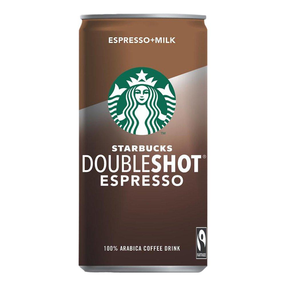 Starbucks Doubleshot Espresso - 20 cl
