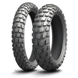Michelin Anakee Wild ( 110/80 R19 TT/TL 59R V-max = 170km/h, etupyörä )