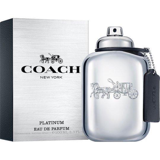 COACH Platinum Man , 100 ml COACH Miesten hajuvedet