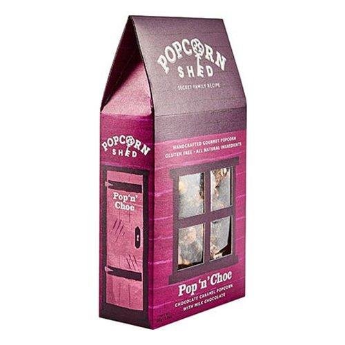 Pop Popcorn Choklad & Karamell - 80 gram