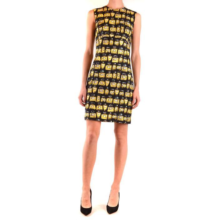 Boutique Moschino Women's Dress Multicolor 169165 - multicolor 40