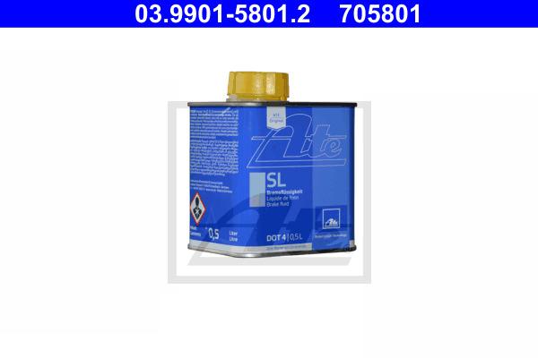 Jarruneste ATE 03.9901-5801.2