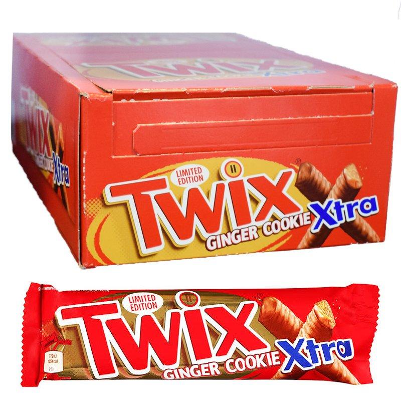 Twix Pepparkaka 30-pack - 56% rabatt