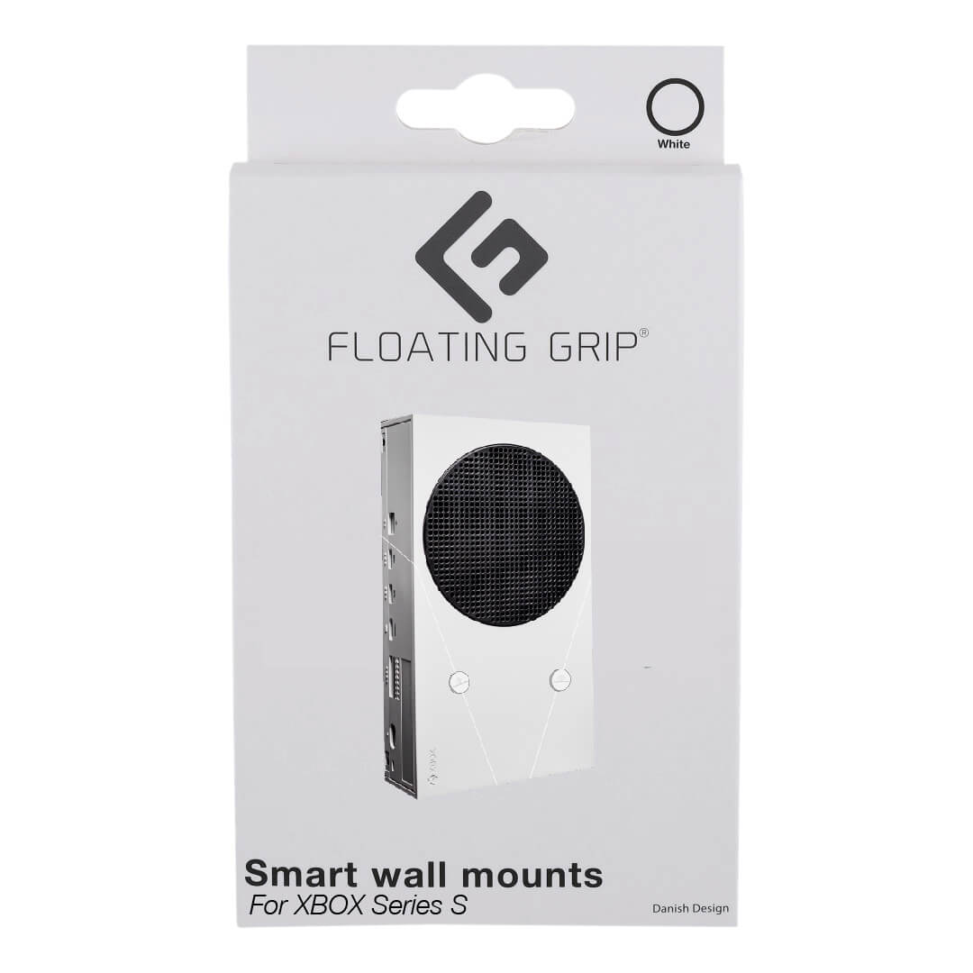Floating Grip Xbox Serie S Wall Mount White