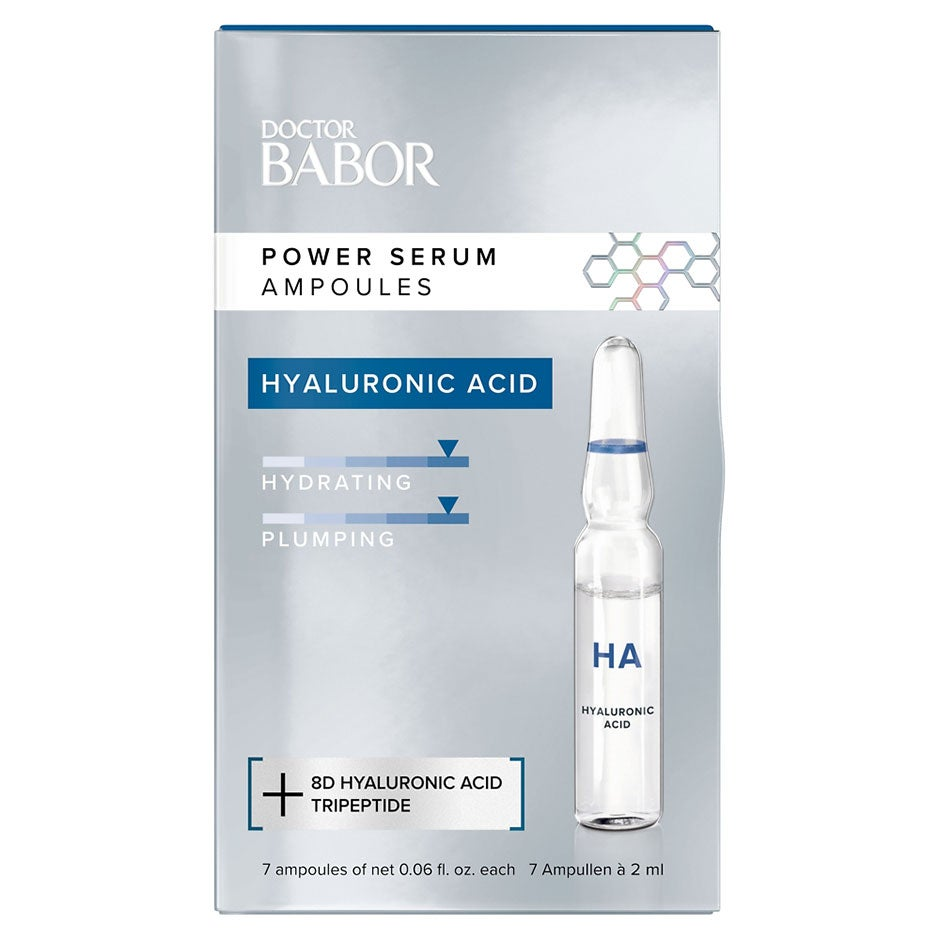 Doctor Babor Ampoule Hyaluronic Acid, 14 ml Babor Seerumit & öljyt