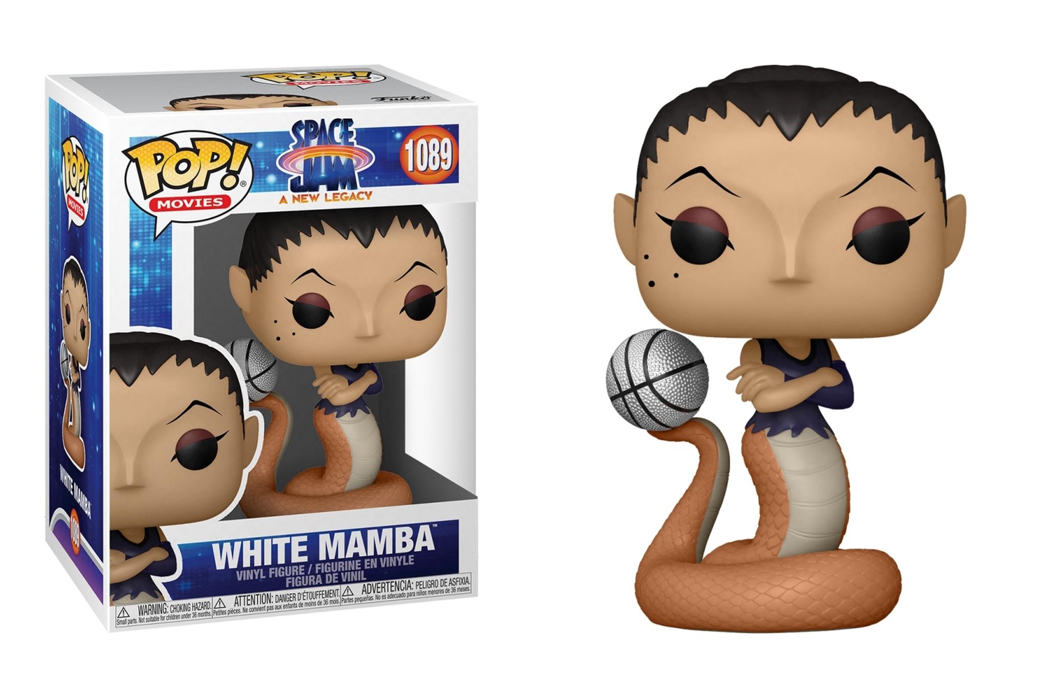 Funko! POP - VINYL SJ2 White Mamba (56230)