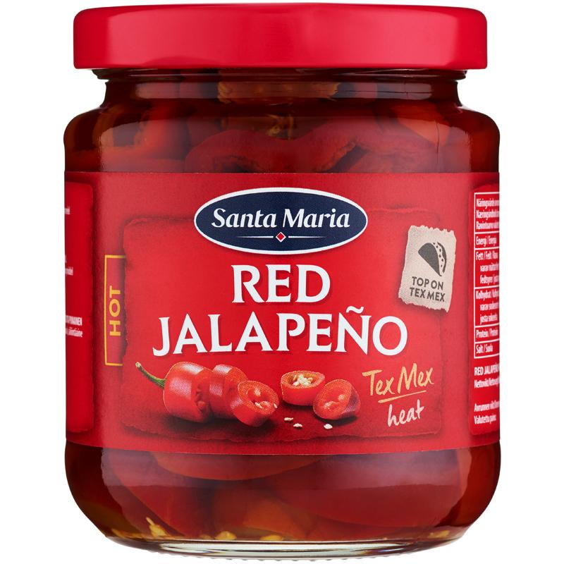 Red Jalapeño Hot - 17% rabatt
