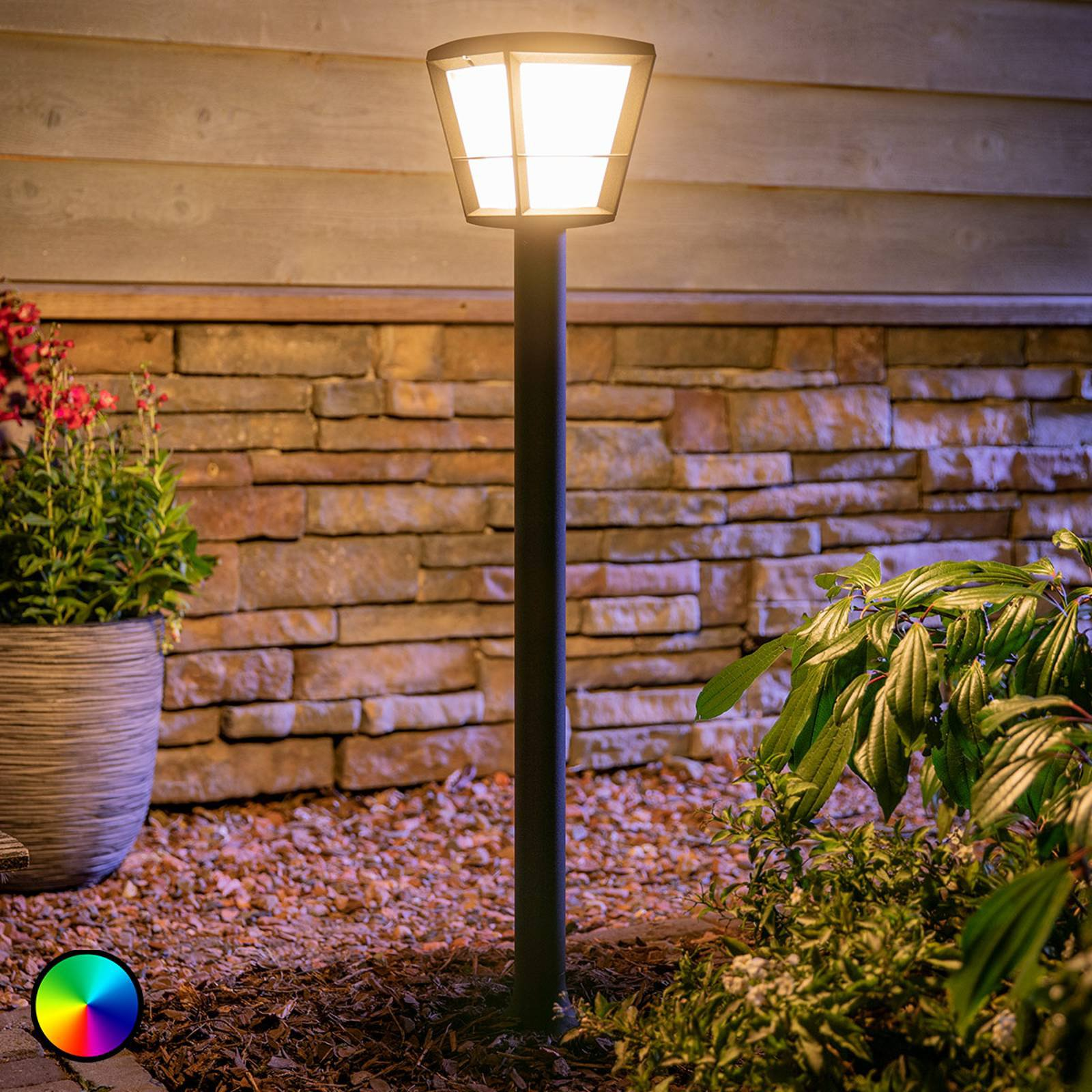 Philips Hue White+Color Econic LED-veilampe