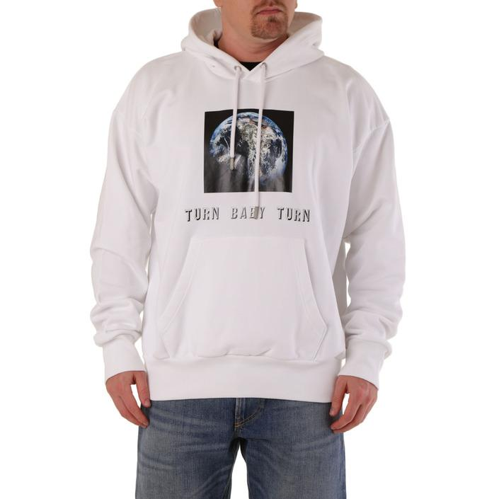 Diesel Men's Sweatshirt Various Colours 294153 - white M