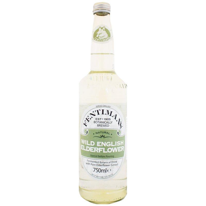 "Dryck ""Wild English Elderflower"" 750ml - 67% rabatt"