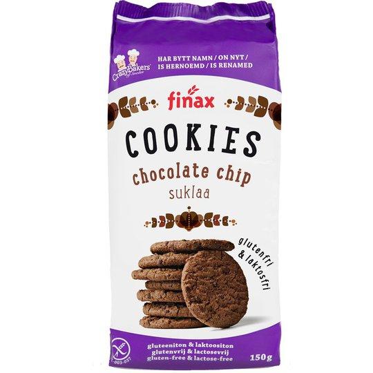 Chocolate Chip Cookies Glutenfritt - 13% rabatt