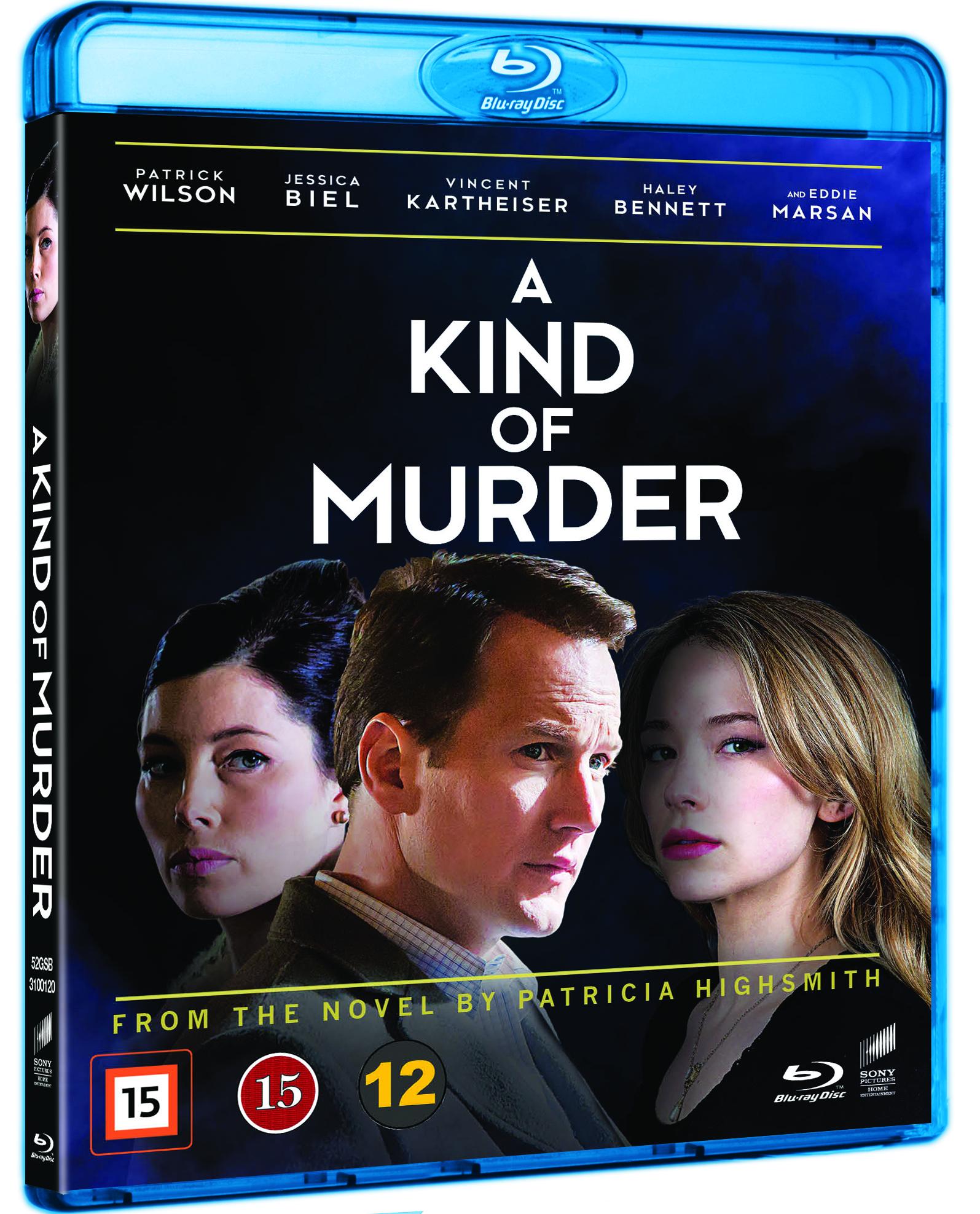 A Kind Of Murder - Blu Ray