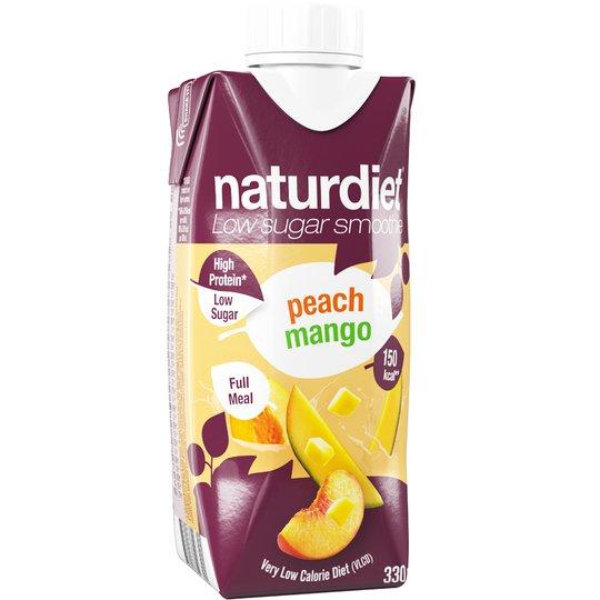 Måltidsersättning Smoothie Peach & Mango - 16% rabatt