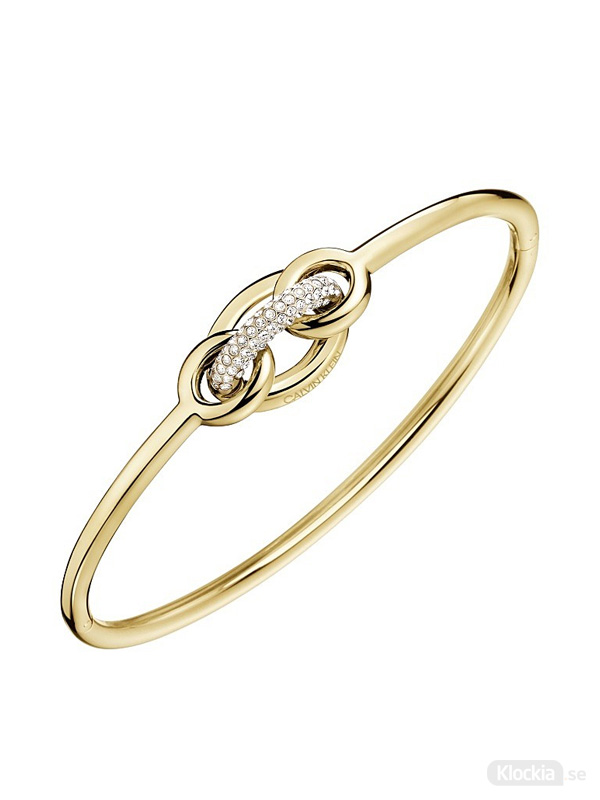 Calvin Klein Armband Statement - Small Guld KJALJD14010S