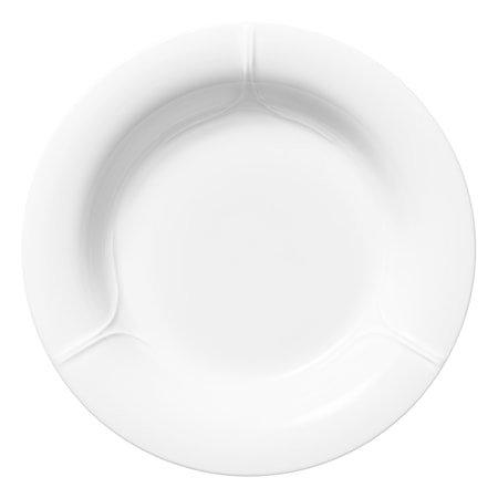 Pli Blanc Dyp Tallerken 23 cm