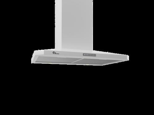Thermex Decor 787 70 Cm Hvid U/motor Vägghängd Köksfläkt - Vit