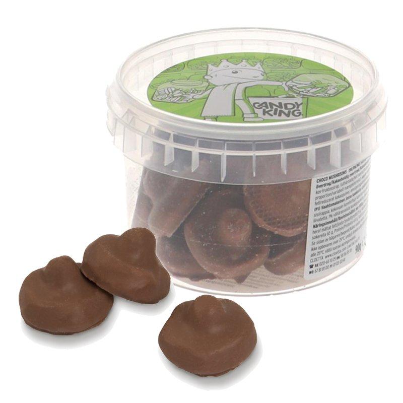 Chokladsvamp - 27% rabatt