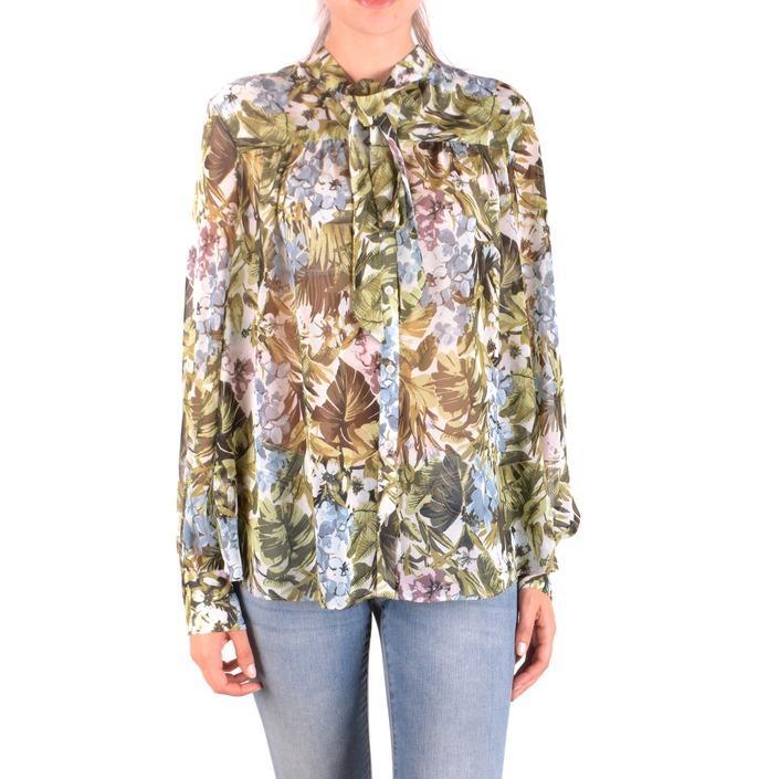 Pinko Women's Shirt Green 164209 - green 44
