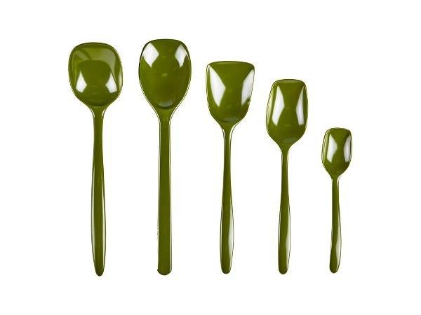 Rosti - Spoon Set of 5 - Oliven (11658)