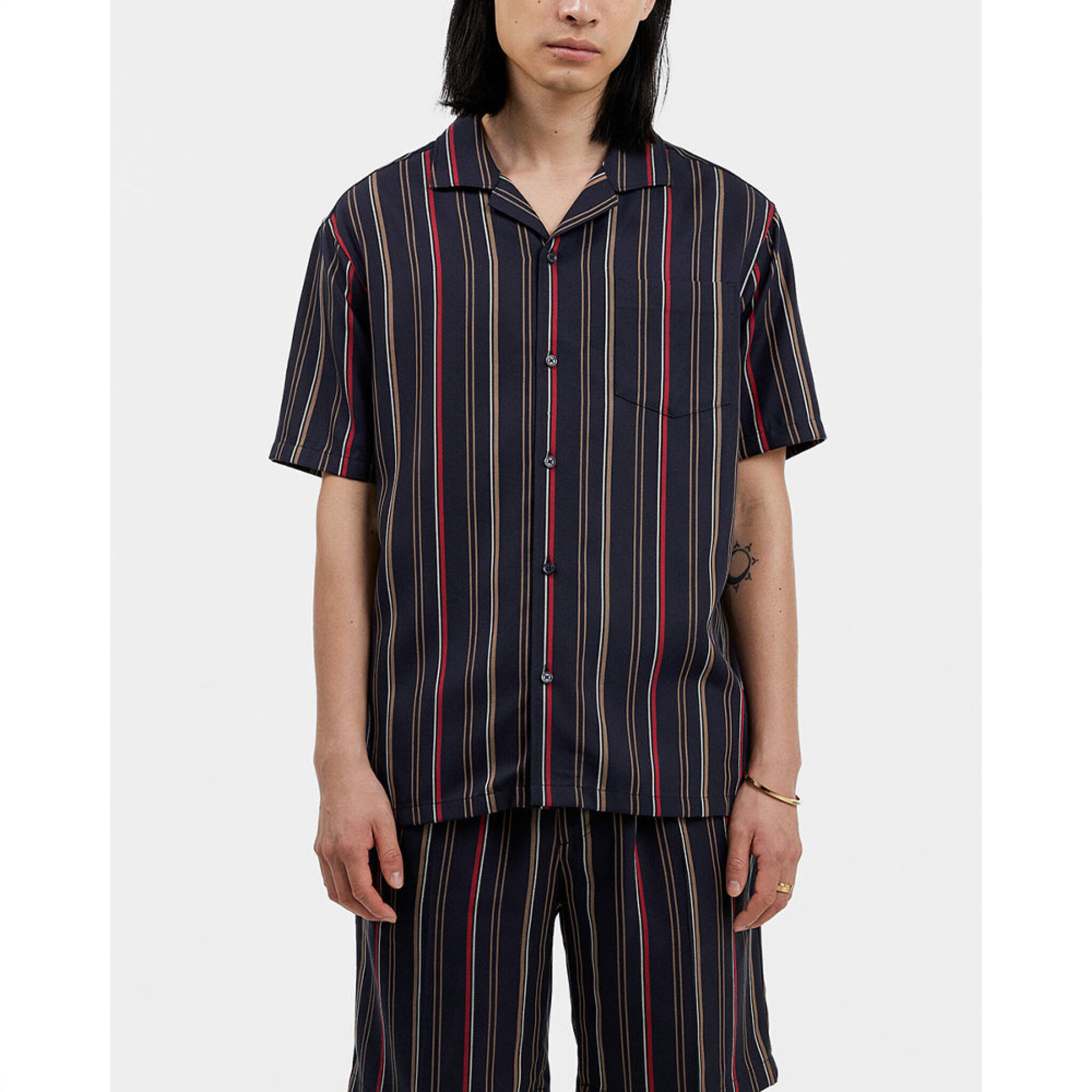 Bob Striped Resort Shirt