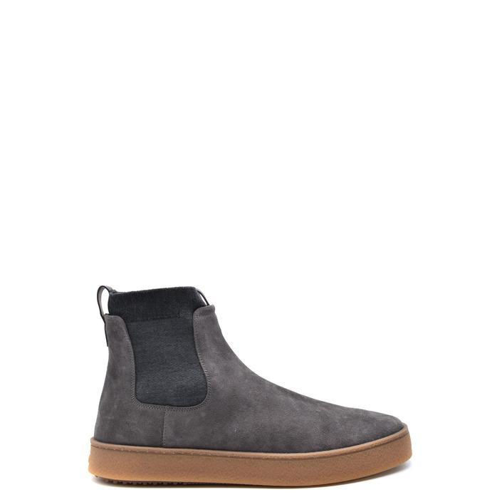 Hogan Men's Boot Grey 264028 - grey 9