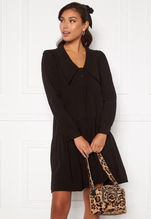 ONLY Elie L/S Dress JRS Black S