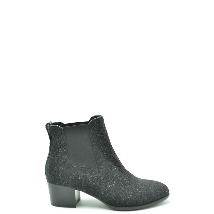 Hogan Women's Boot Black 179355 - black 36