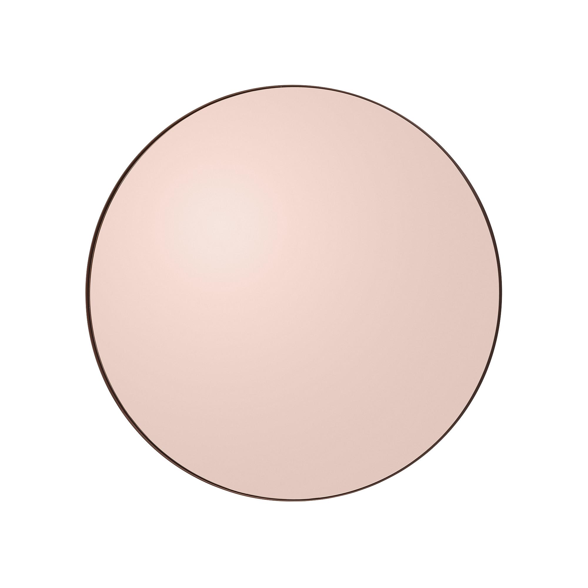 Spegel CIRCUM 90 cm rose, AYTM
