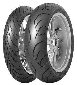 Dunlop Sportmax Roadsmart III SP ( 180/55 ZR17 TL (73W) takapyörä, M/C )