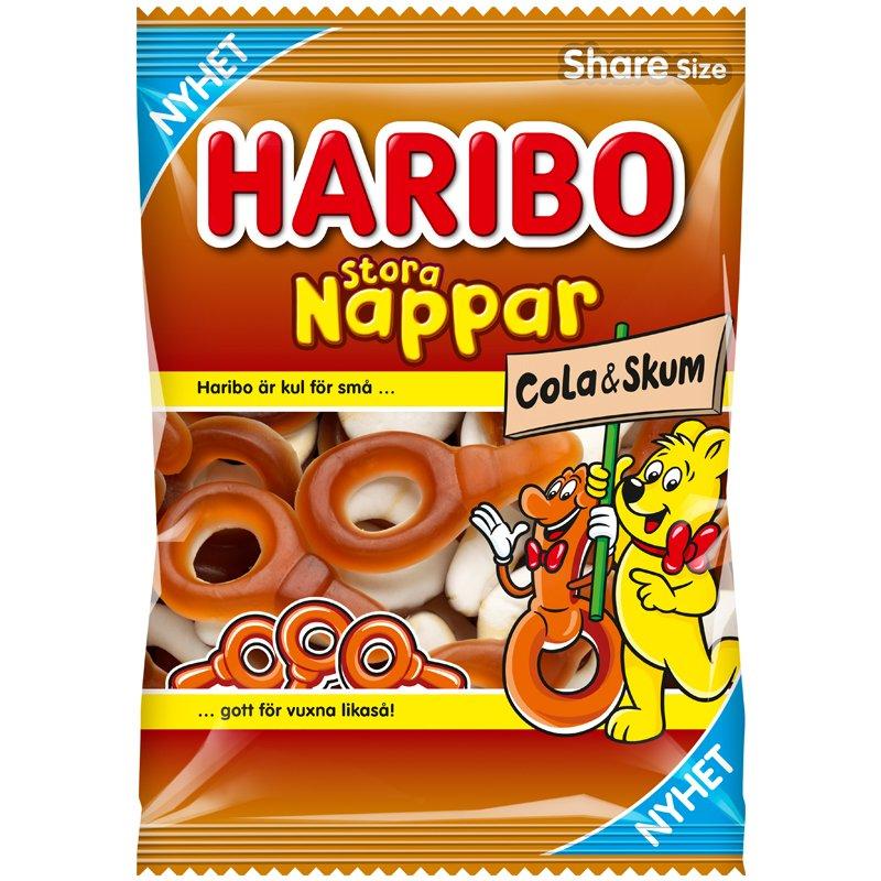 Stora Nappar Cola Skum - 37% rabatt