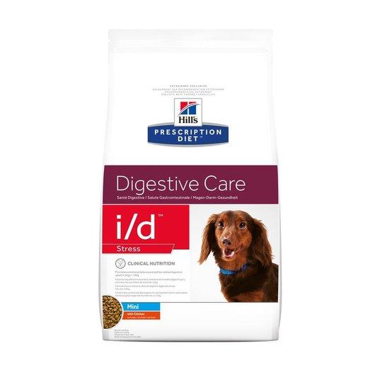 Hill's Prescription Diet Canine i/d Digestive Care Stress Mini Chicken (1,5 kg)