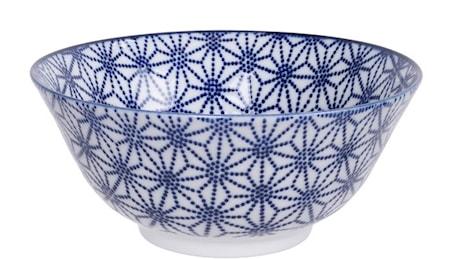 Nippon Blue Tayo Bowl Star 15 cm
