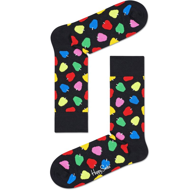 Happy Socks Apple Sukat 36-40 - 40% alennus